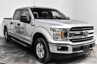 Used 2018 Ford F-150 Xlt Crew 4x4 V8 Mags for sale in Île-Perrot, QC