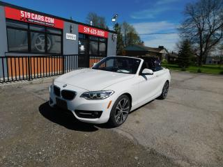 Used 2015 BMW 228i xDrive 228i xDrive for sale in St. Thomas, ON