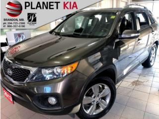 Used 2013 Kia Sorento EX V6 SUN - Bluetooth for sale in Brandon, MB