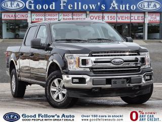 Used 2018 Ford F-150 XLT MODEL, 3.3L 6CYL, 4WD, REARVIEW CAMERA, 6 PASS for sale in Toronto, ON