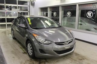 Used 2013 Hyundai Elantra transmission auto *Disp. limitée*60 000 for sale in Lévis, QC