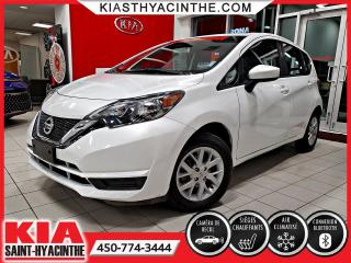Used 2019 Nissan Versa Note SV * CAMÉRA DE RECUL / SIÈGES CHAUFFANTS for sale in St-Hyacinthe, QC