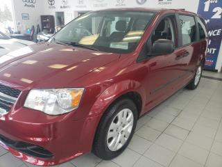 Used 2014 Dodge Grand Caravan SE / AIR CLIMATISÉ / CRUISE / for sale in Sherbrooke, QC