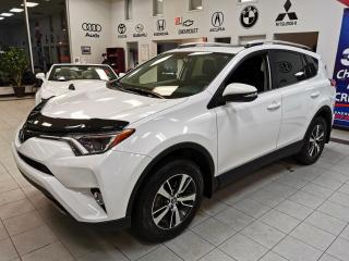 Used 2016 Toyota RAV4 AWD / XLE / TOIT OUVRANT / CAMERA / SIEG for sale in Sherbrooke, QC