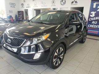 Used 2012 Kia Sportage SX / TURBO / CUIR / TOIT / NAVIGATION for sale in Sherbrooke, QC