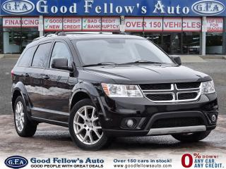 Used 2012 Dodge Journey SXT MODEL, POWER SEATS, SUNROOF, NAVIGATION for sale in Toronto, ON
