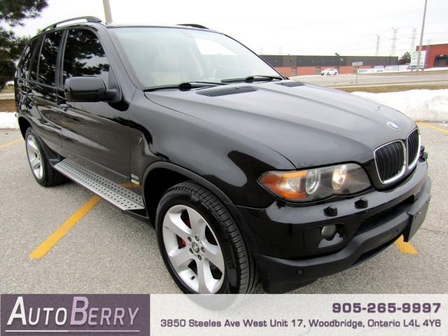 2005 BMW X5 3.0i - AWD
