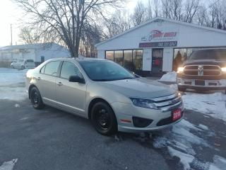 Used 2010 Ford Fusion S for sale in Barrie, ON