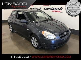 Used 2008 Hyundai Accent GL|HAYON|AUTOMATIQUE| for sale in Montréal, QC