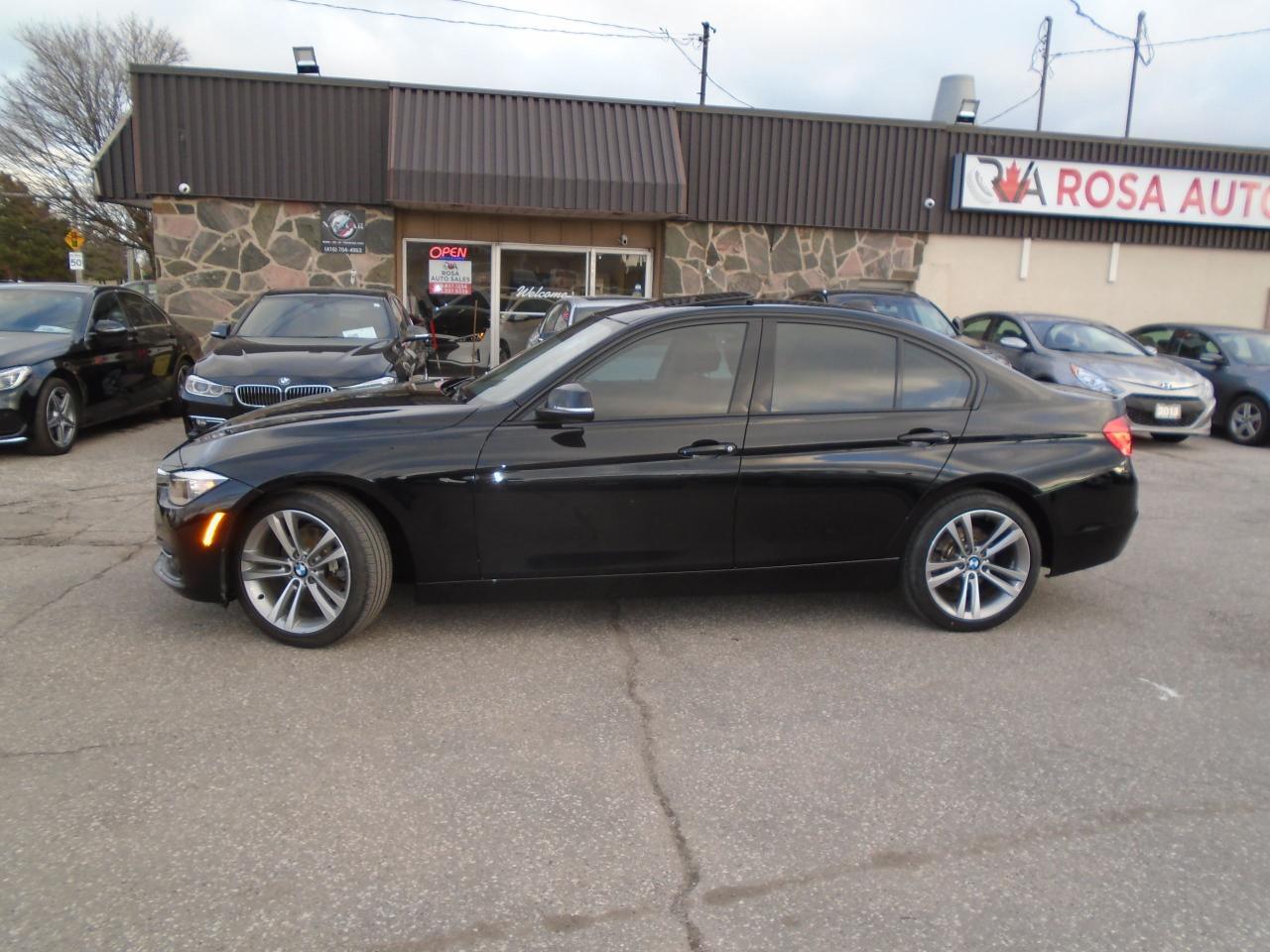 2016 BMW 3 Series