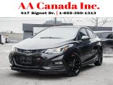 Photo of Black 2018 Chevrolet Cruze