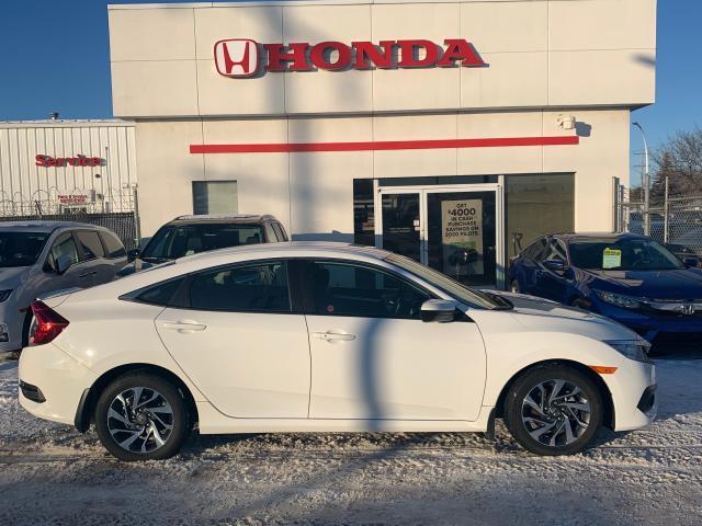 2018 Honda Civic SE REMOTE START HONDA CERTIFIED