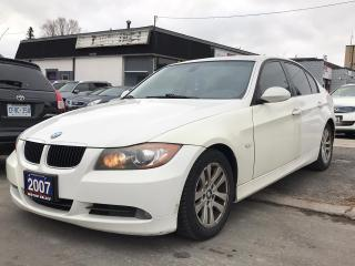 Used 2007 BMW 3 Series 328i Automatic No Accident! for sale in Scarborough, ON