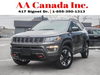 Used 2018 Jeep Compass TRACKHALK for sale in Toronto, ON