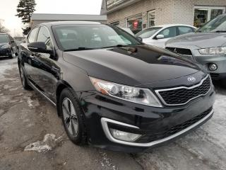 Used 2012 Kia Optima Berline 4 portes, boîte automatique, hyb for sale in Longueuil, QC