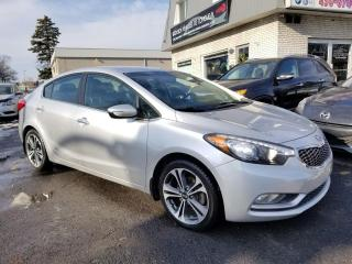 Used 2015 Kia Forte Berline 4 portes, boîte manuelle, EX for sale in Longueuil, QC