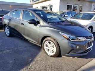 Used 2017 Chevrolet Cruze LT 1.4L berline 4 portes avec 1SD for sale in Longueuil, QC