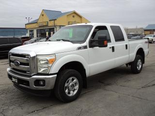 Used 2013 Ford F-350 XLT FX4 CrewCab 4x4 6.2L 6ftBox for sale in Brantford, ON