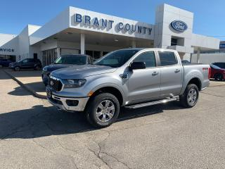 New 2020 Ford Ranger XLT for sale in Brantford, ON
