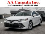 Photo of White 2019 Toyota Camry