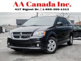Photo of Black 2018 Dodge Grand Caravan