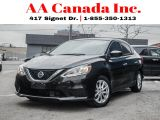 Photo of Black 2018 Nissan Sentra