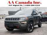 Photo of Green 2018 Jeep Compass