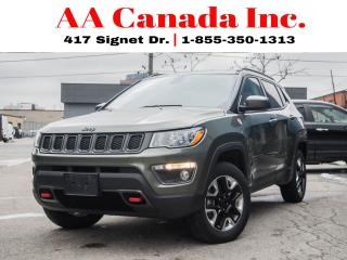 Used 2018 Jeep Compass Trailhawk for sale in Toronto, ON
