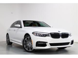 Used 2018 BMW 5 Series 530i xDrive   M-SPORT   HEADS UP   NAVI   SUNROOF for sale in Vaughan, ON