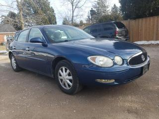 Used 2005 Buick Allure CX for sale in Waterdown, ON