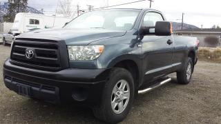 Used 2010 Toyota Tundra BASE 2WD for sale in West Kelowna, BC