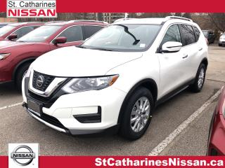 New 2020 Nissan Rogue S FWD CVT (2) for sale in St. Catharines, ON