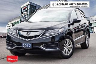 Used 2017 Acura RDX Tech at 7Yrs Warranty| Remote Start| Blind Spot for sale in Thornhill, ON