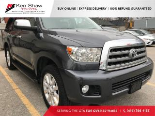 Used 2016 Toyota Sequoia PLATINUM | 4WD | for sale in Toronto, ON