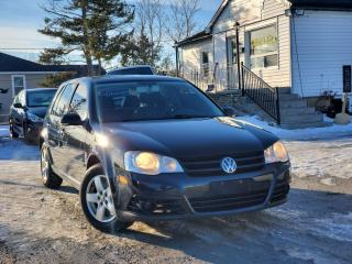 Used 2008 Volkswagen City Golf NO ACCIDENTS HEATED SEATS CRUISE POWER GROUP A/C for sale in Sutton, ON