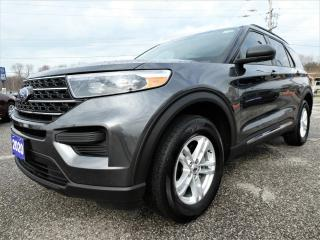 Used 2020 Ford Explorer XLT | Blind Spot Detection | Power Lift Gate | Heated Seats for sale in Essex, ON