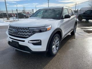 New 2020 Ford Explorer LIMITED for sale in Woodstock, ON
