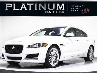 Used 2019 Jaguar XF 25t Prestige AWD, NAV, XENON, BLIND SPOT, CAM for sale in Toronto, ON