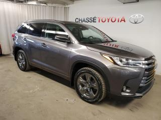 Used 2018 Toyota Highlander LIMITED  for sale in Montréal, QC