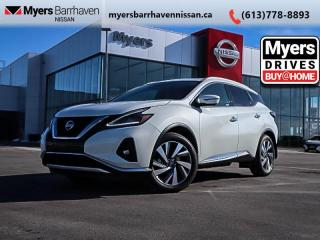 New 2020 Nissan Murano SL  - Navigation -  Sunroof - $272 B/W for sale in Nepean, ON