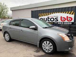 Used 2008 Nissan Sentra for sale in Laval, QC