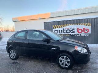 Used 2009 Hyundai Accent AUTOMATIQUE - 163 000 KM for sale in Laval, QC
