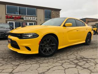 Used 2017 Dodge Charger DAYTONA | 5.7L HEMI | Auto | 370HP | Nav | Leather for sale in St Catharines, ON