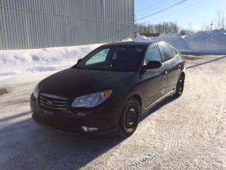Used 2010 Hyundai Elantra GL 4 portes manuelle std avec sport for sale in Quebec, QC