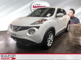 Used 2017 Nissan Juke SV AWD ***BALANCE GARANTIE*** for sale in Beauport, QC