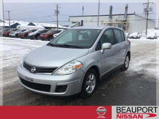 Used 2012 Nissan Versa 1.8 SL CVT ***54 500 KM*** for sale in Beauport, QC