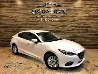Used 2015 Mazda MAZDA3 GS Berline à 4 portes, boîte automatique for sale in Ste-Brigitte-de-Laval, QC
