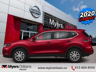 New 2020 Nissan Rogue FWD S  -  - FREIGHT - AC TAX - $157 B/W for sale in Orleans, ON