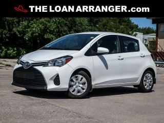 Used 2015 Toyota Yaris for sale in Barrie, ON
