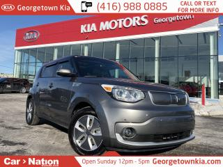 Used 2017 Kia Soul EV EV LUXURY | ELECTRIC | NAVI | PANO ROOF | for sale in Georgetown, ON